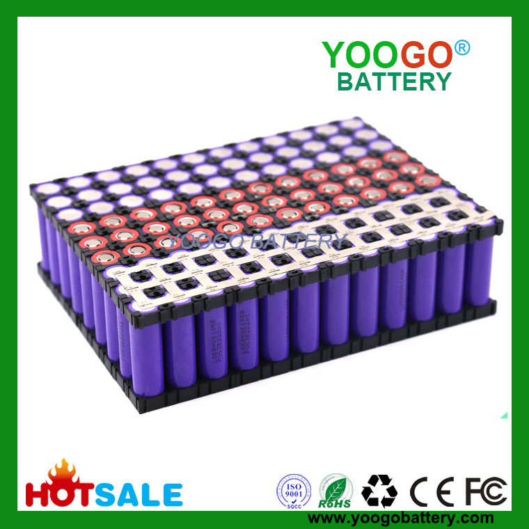 12V 80Ah Li-ion NCM18650 3S16P China Lithium ion Batteries manufacturer on sales