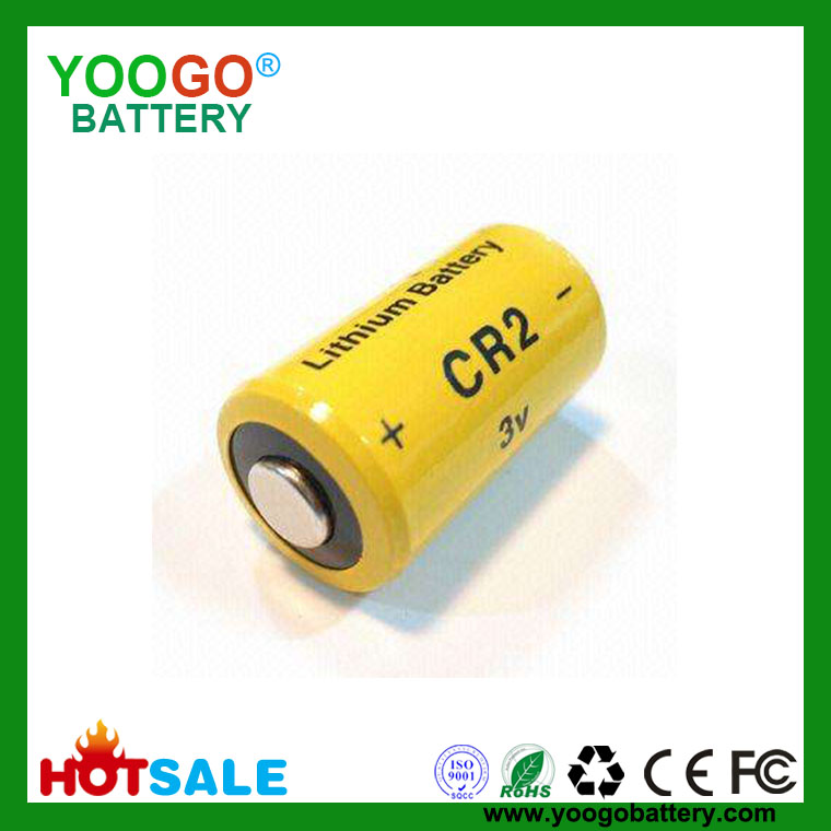 3V CR2 17250 700mAh Li-MnO2 Battery Lithium Manganese Dioxide Battery