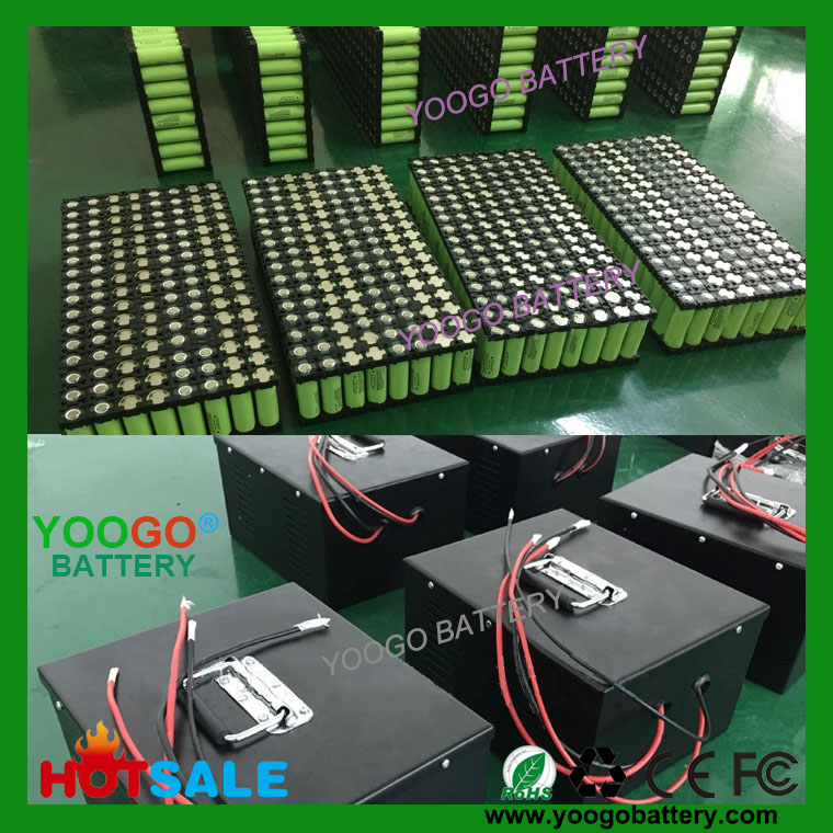 Li-ion 48V50Ah lithium ion battery for E-Sctoor,China lithium ion battery manufactory